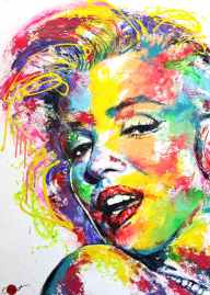 pop art düsseldorf marilyn monroe