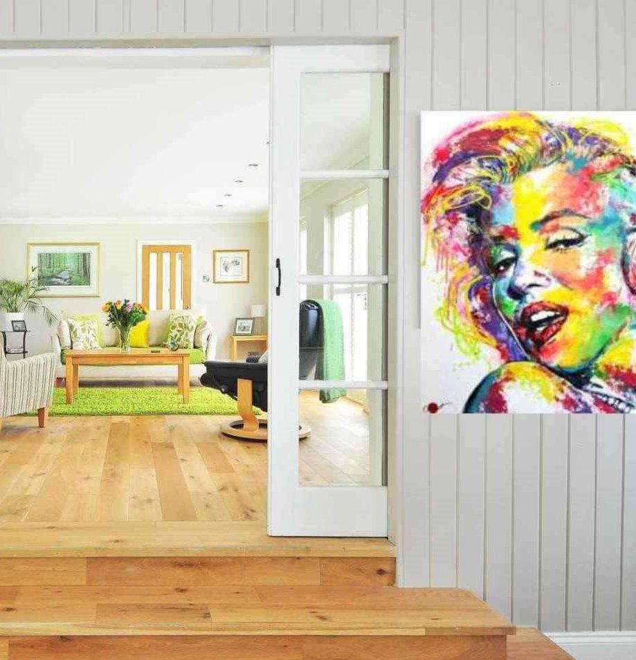 Emejing Einrichtung Stil Pop Art Ideas - Unintendedfarms.us ...